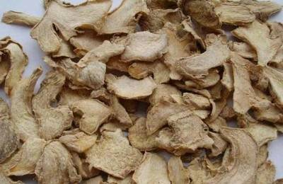 Dried Ginger Slices