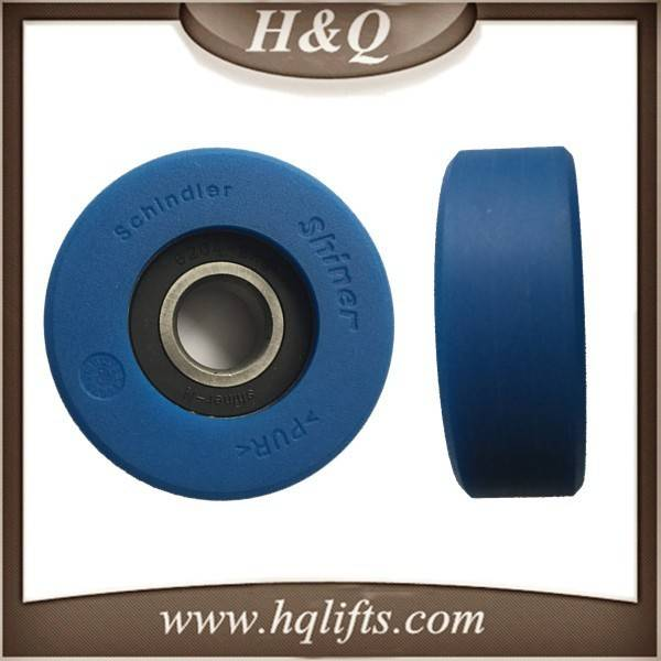 100% New And Original Escalator Step Roller and Schindler Elevator Parts