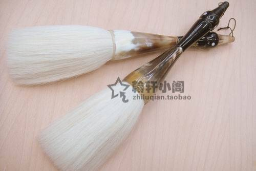 Chinese writing brush The high quality calligraphy Brushes Ox horn and wool material CB087