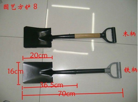 BABY WOODEN SHOVEL S501D