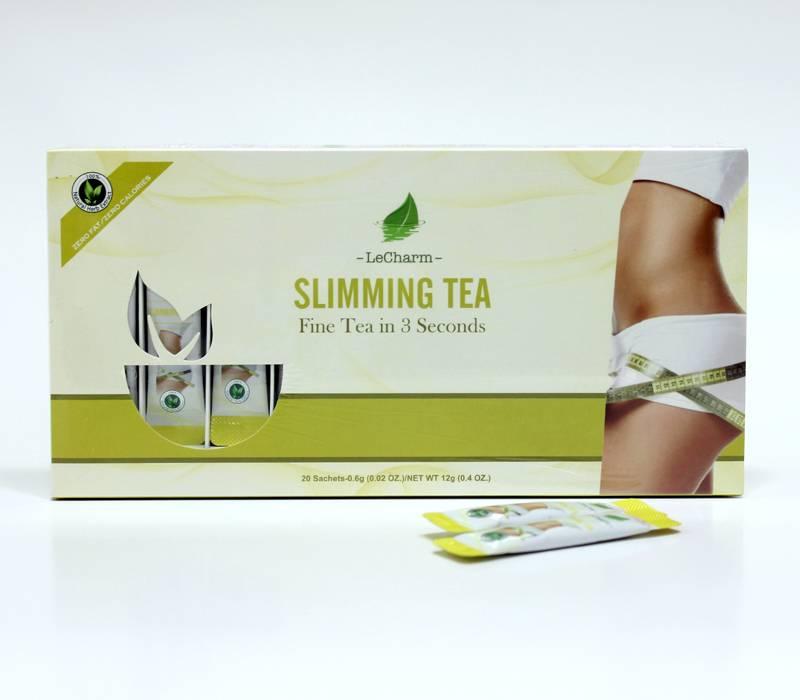 No Side-effect Instant Herbal Slimming Tea Extarct