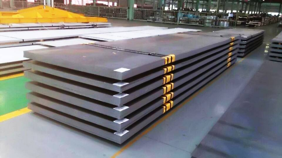 Hot rolled austenite stainless steel plate 304