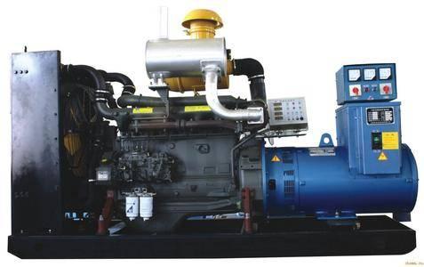 MP MWM-Deutz series diesel generator sets