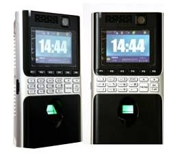 Fingerprint Time Attendance Machine with HD Color Camera