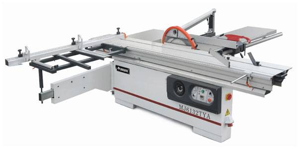 Precision cutting board table saw machine (Panel sizing sawing machine)