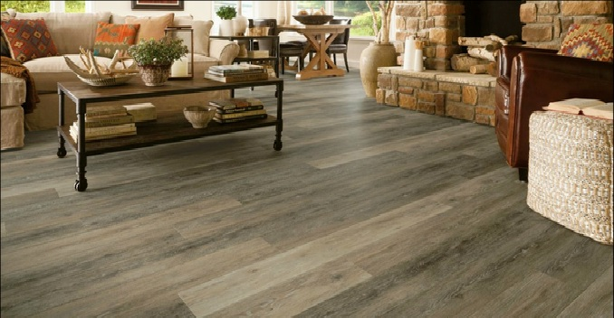 LUXURY VINYL TILE FLOORING CARE