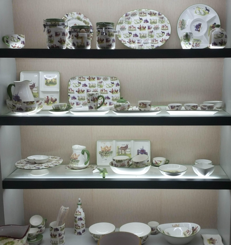 ceramic storage jars,ceramic sugar&creamer pots,ceramic gravy boats