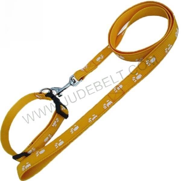 Jacquard Pet Collar and Lead