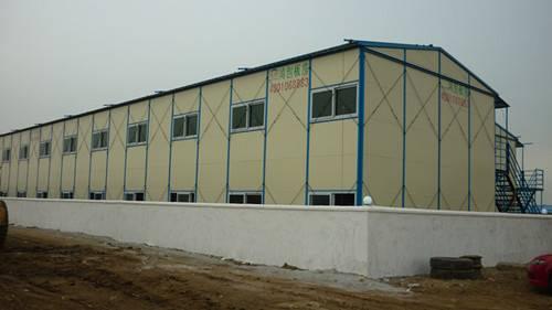 Good quality Low price prefab house
