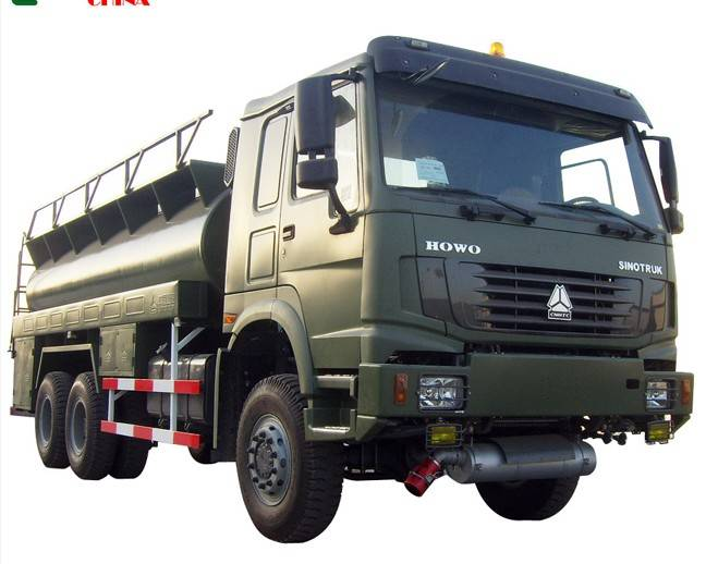 sinotruk howo 6X4 oil tanker truck/ fuel tanker truck