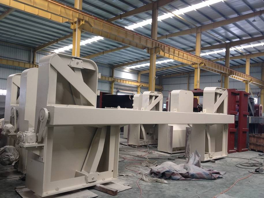 Gang Saw Stone Machine for Cutting Marble Block