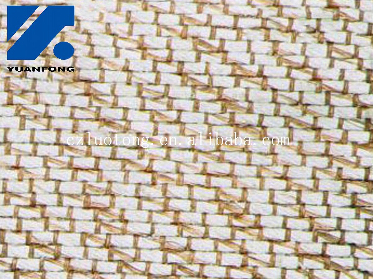 Hot press cushion pad for wood laminate