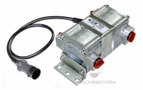 Differential Fuel flow meter DFM 500D