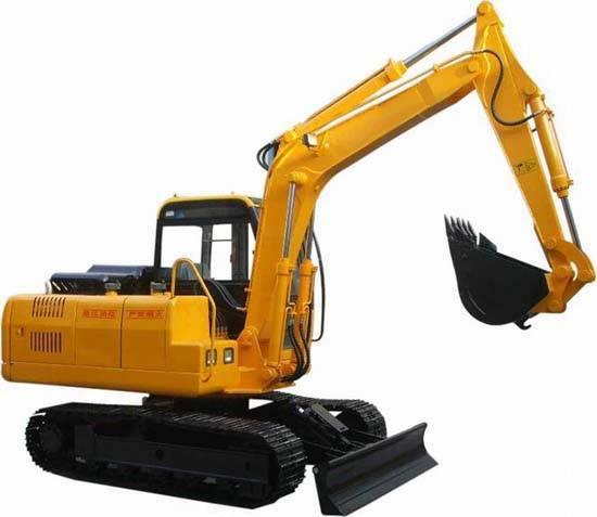 BH85 series Crawler Excavator