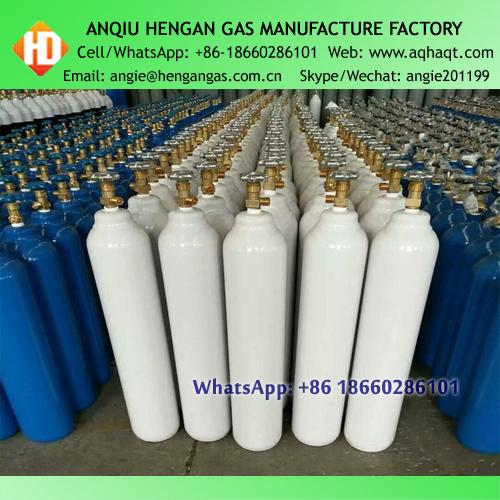 high pressure oxygen cylinder