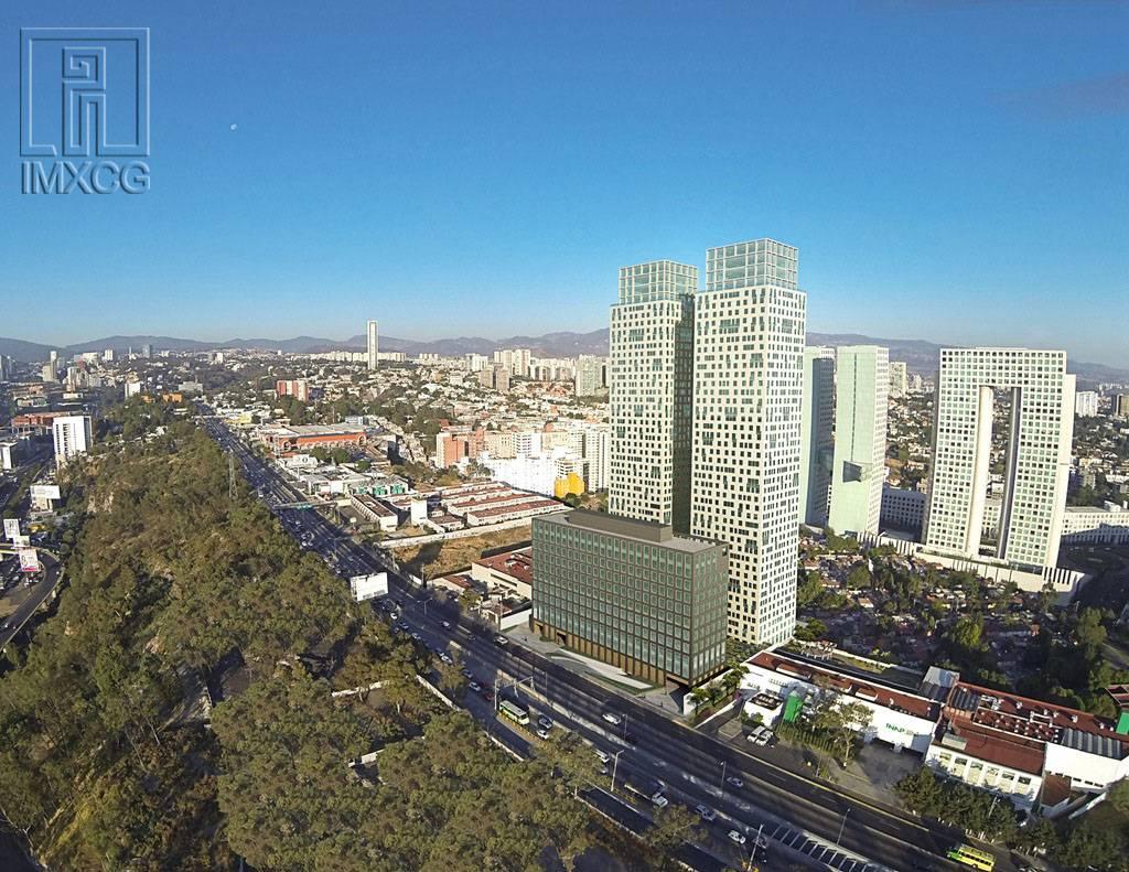 Building design- 3D animation-Mexico project