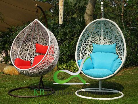 Outdoor Hanging Chair Wicker Hammocks