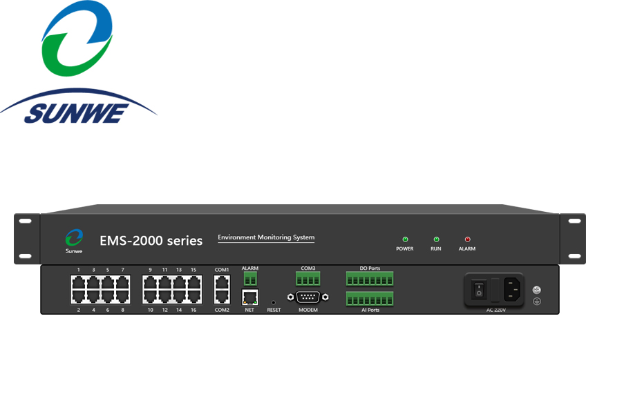 EMS-2600 environmental monitoring Host for Data center,computer room and power distribution stations