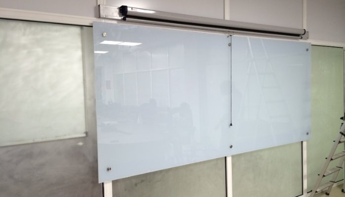 office glass whiteboard with stand,school glass whiteboard with stand