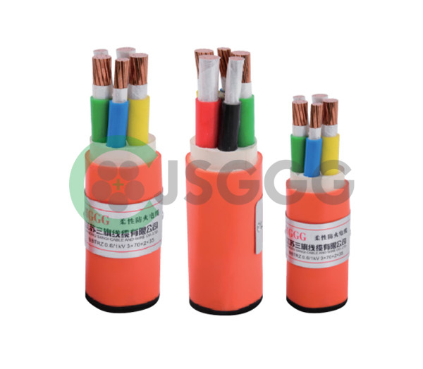 insulated fireproof cable