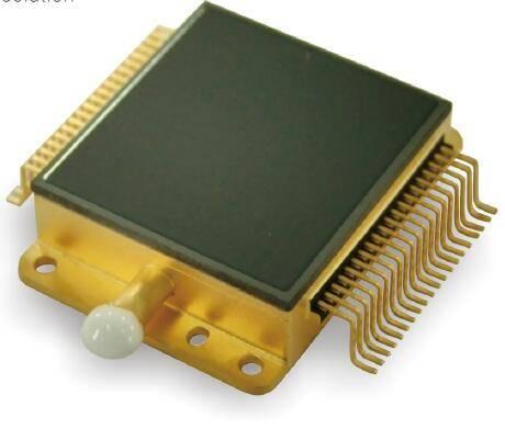 Rtd311 384X288 17um Thermal Sensor Detector