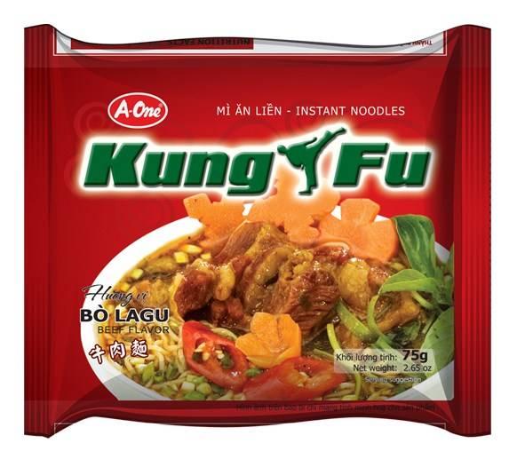 Lagu Beef Instant noodles