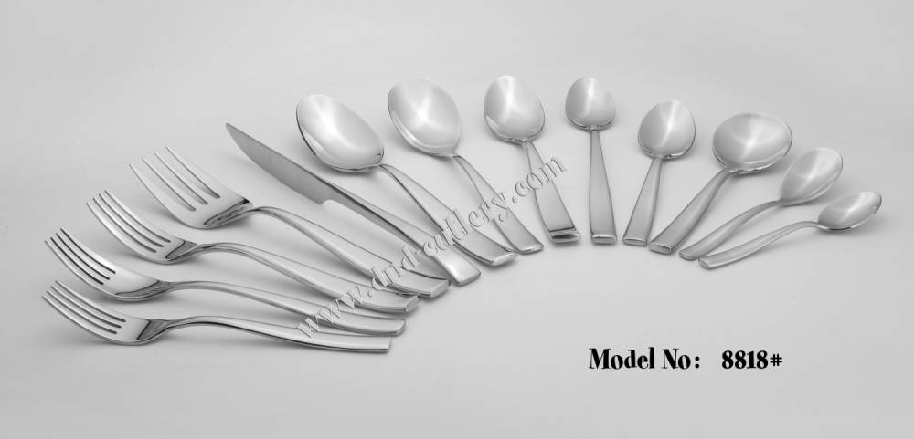 8818 Stainless flatware