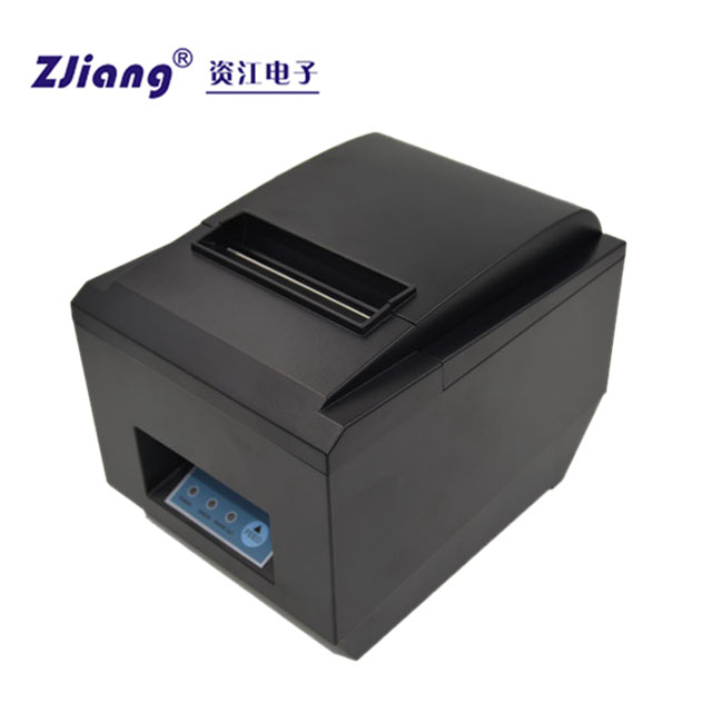 QR Code WIFI Printer 80mm POS Thermal Printer WIFI+USB Receipt Printer with Auto Cut ZJ-8250