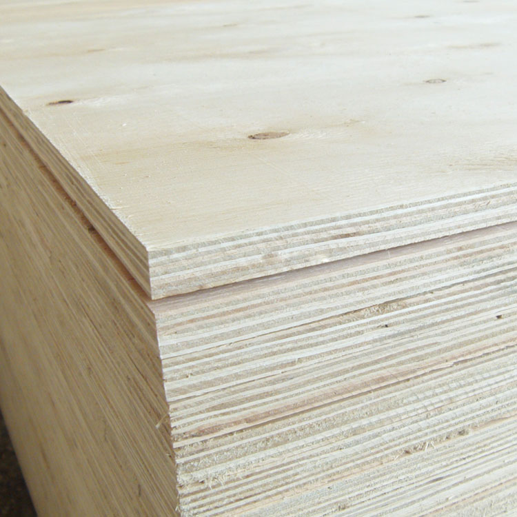 factory direct sale packing plywood for pallet