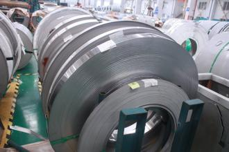 DX51D  hot dipped galvanized steel strip