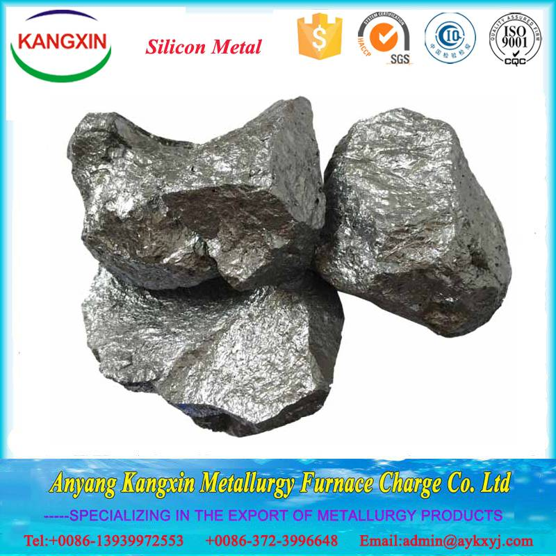 Large Quantity and Stock Silicon metal for Steel making with Factory Price silicon metal