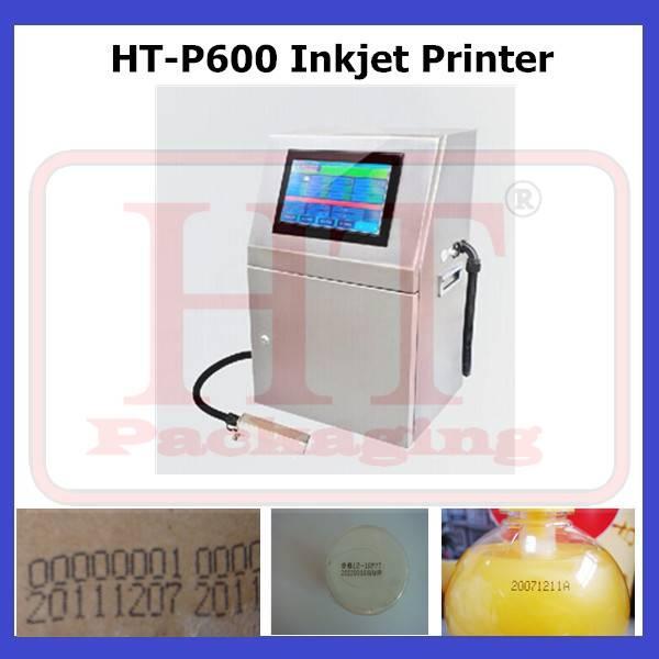 HT-P600 Automatic Inkjet Printer