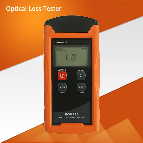 Optical Fiber MultiMeter ,Handheld Optical Multimeter Tribrer Brand BOU350 Series,Optical Power Mult