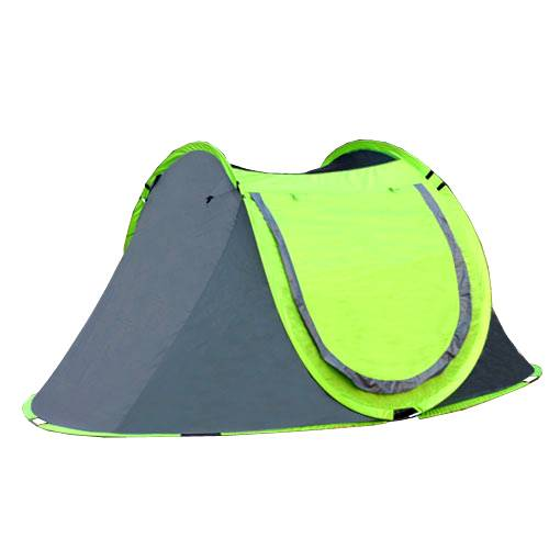 Single Layer Camping Tent for 2 Persons