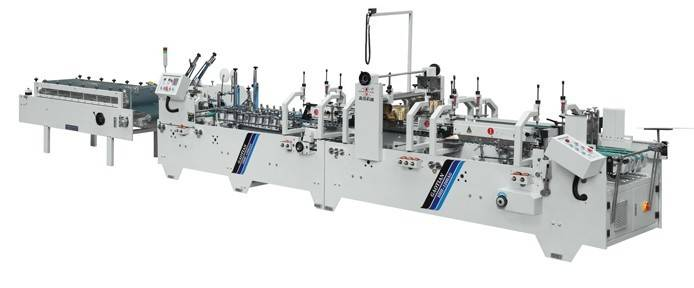 SHH-AG Pre-folder&Lock bottom Automatic Folder Gluer