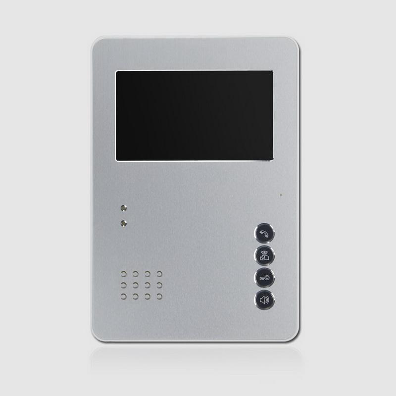 """Vide door Phone Case 3.5"""" Monitor HT35"""