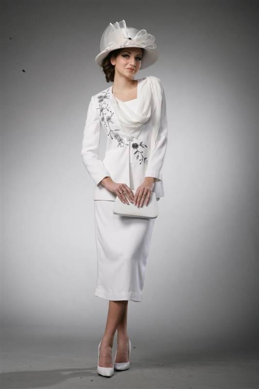 women church suit