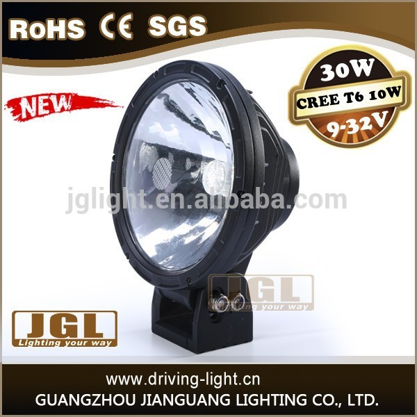 30w LED driving headlight for offroad