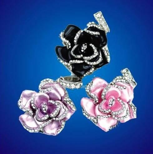 Flower Jewelry USB Flash Memory