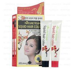 NATURE YOUNG SQUID HAIR COLOR (6B)