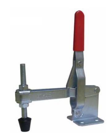 Horizontal flanged base 990LB 450Kg vertical toggle clamp 101H hand tool toggle clamp heavy duty tog