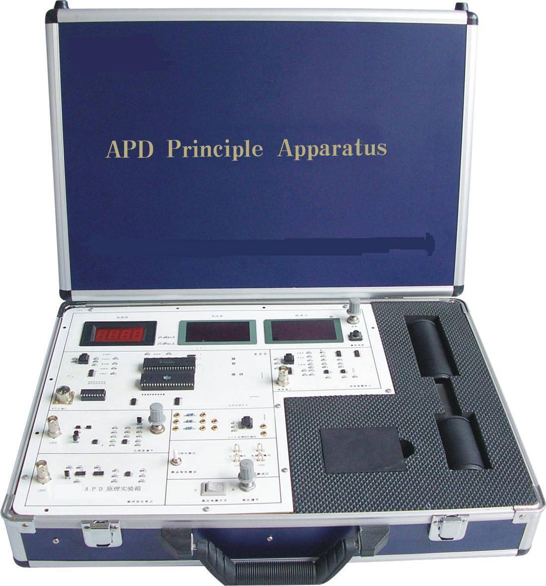 didactic educational equipment training device/ ES7407B APD Principle Apparatus