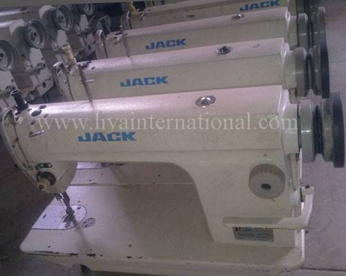 second hand used renew JACK 8500/8700 industrial sewing machine