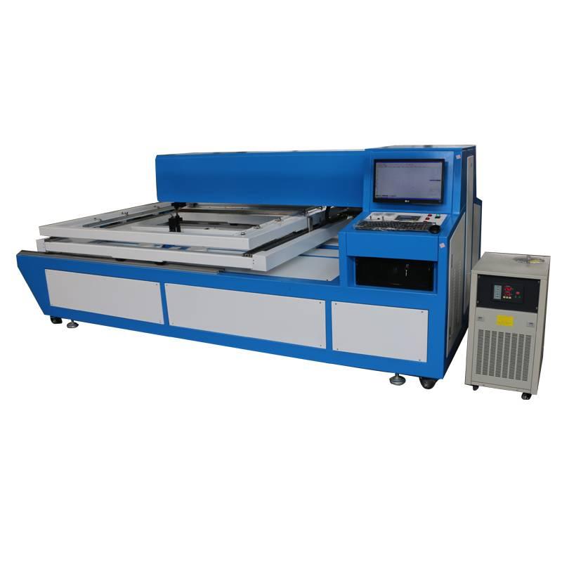 300w die board laser cutting machine for 18mm wood, 1200*1200mm