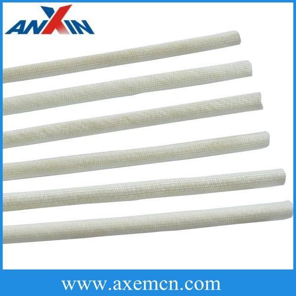 2753 insulation material self-extinguishable silicone fiberglass sleeving