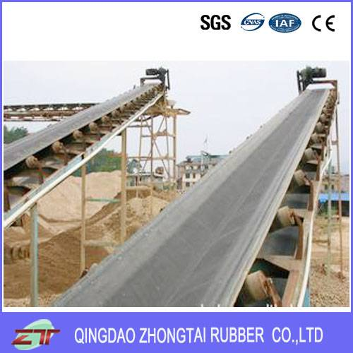 EP Rubber Conveyor Belt Used in Harbour,Metallurgy,Power Station,Chemical industry