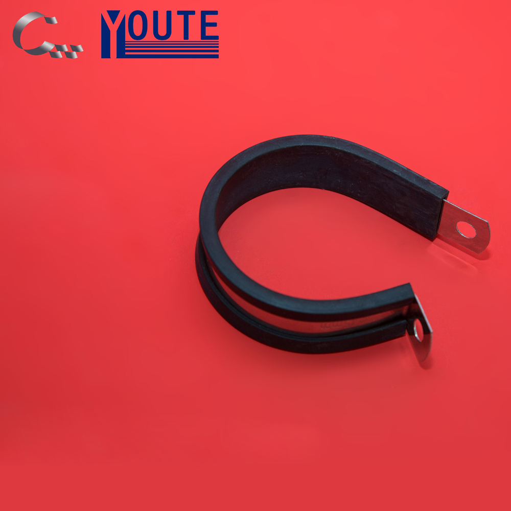 CCJS EPDM Rubber Lined P Clip 6-25MM Clamps