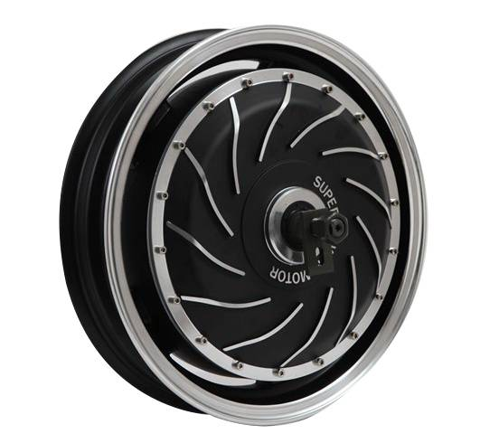 14inch 2000W In-Wheel Hub Motor for electric motorcycle