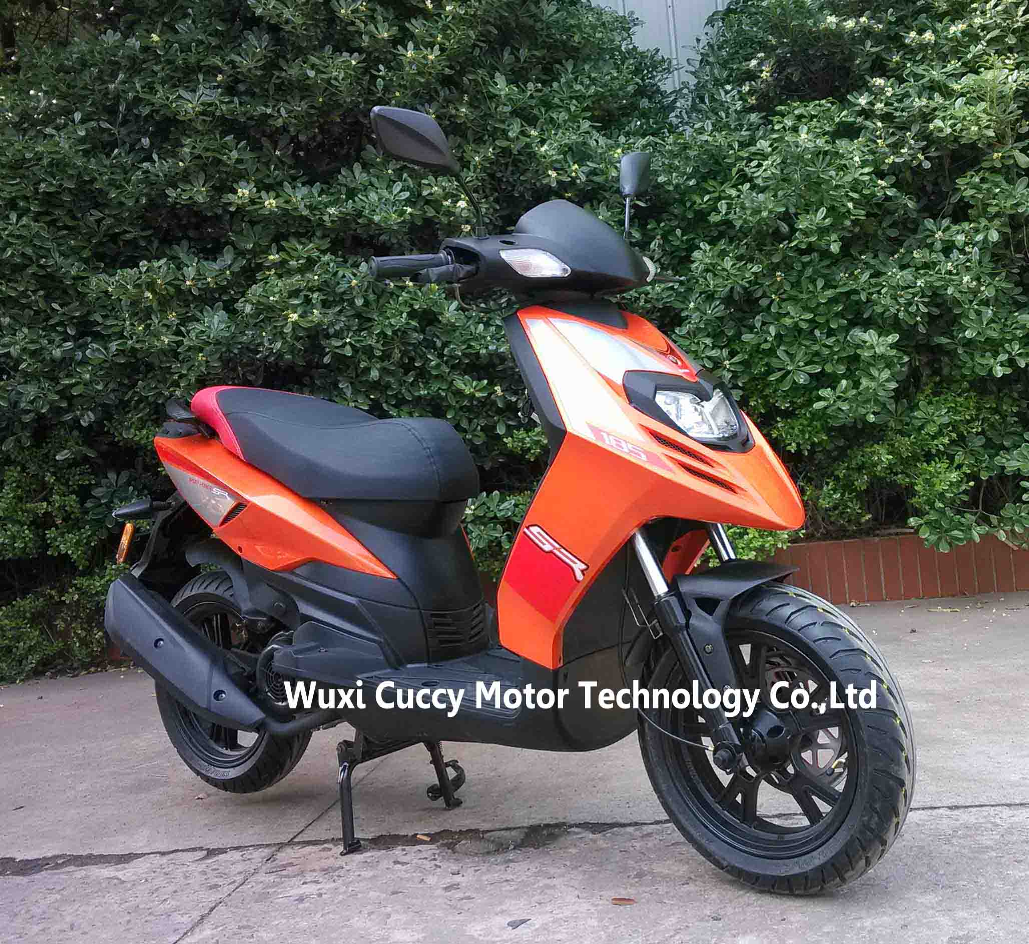 chinese motos moto scooter 125cc/150 cc/150cc/125 cc 13 inches tire gasoline gas scooters (Cyclone)