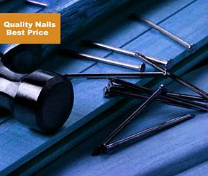 Carbon Steel Common Round Nail from China